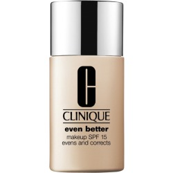 Clinique Foundation Even Better Makeup SPF15 Evens and Corrects Fluid CN10 30ml