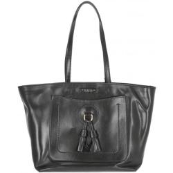 The Bridge Santacroce Shopper 32 cm black