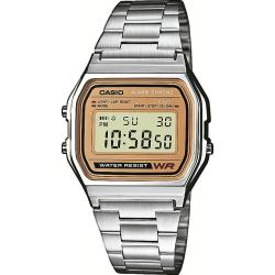 Casio Uhren Retro Collection A158WEA 9EF