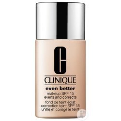 Clinique Foundation Even Better Makeup SPF 15 (Farbe Linen 24 30 ml)