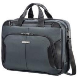 Samsonite XBR Bailhandle 2C 15.6 Grey Black