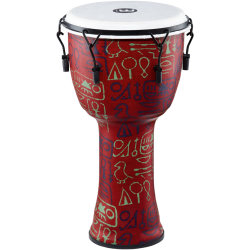 Meinl PMDJ1 L F Djembe African Large Travel Series synthetisch