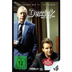 Derrick Collectors Box 11 (Folge 151 165) DVD Box