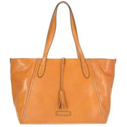 The Bridge Florentin Shopper 37 cm cognac