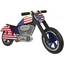 Kiddimoto Chopper USA Deisgn Laufrad