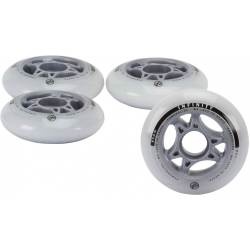 Powerslide Inlineskates Rolle »Infinity Fitness 4 Pack« (Packung 4 St)