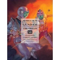 Mobile Suit Gundam The Origin Volume 12