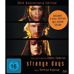 blu ray Strange Days FSK 16