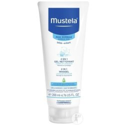 Mustela Bébé 2 in 1 Hair and Body Wash