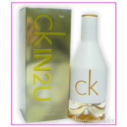 CK IN2U HER eau de toilette spray 100 ml