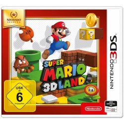 Super Mario 3D Land Selects (3DS)