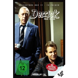 Derrick Collector's Box Vol. 11 (Folge 151 165) DVD