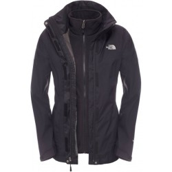 The North Face Women's Evolve II Triclimate Jacket Gr XL schwarz