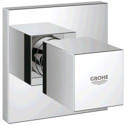 GROHE UP Ventil Oberbau Universal Cube 19910 verstellbar 20 80mm chrom 19910000