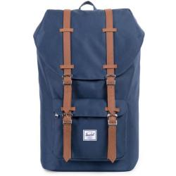 Herschel Little America Backpack 49.5 cm navy tan
