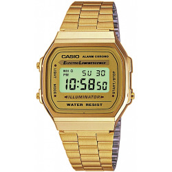 Casio Uhren Retro Collection A168WG 9EF