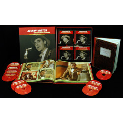 Johnny Horton The Singing Fisherman The Complete Johnny Horton Recordings (9 CD Box)