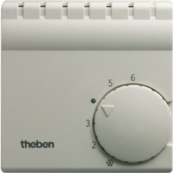 Theben AG RAMSES 701 Thermostat Weiß (7010001)