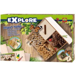 SES Insects Hotel Tinkering