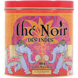 Terre D'Oc Zwarte Thee India 100g