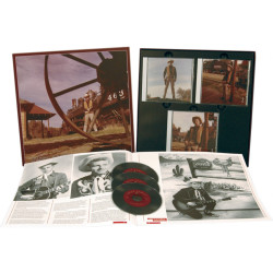 Johnny Western Heroes And Cowboys (3 CD Deluxe Box Set)
