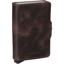 Secrid Brieftasche Twinwallet Vintage Chocolate